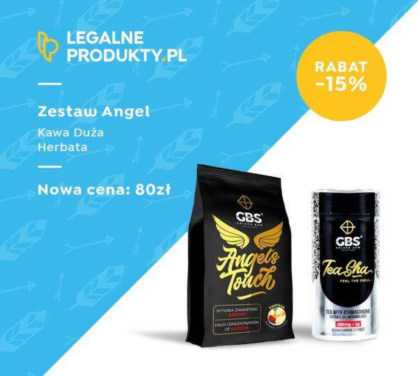 Zestaw Angel Touch 1