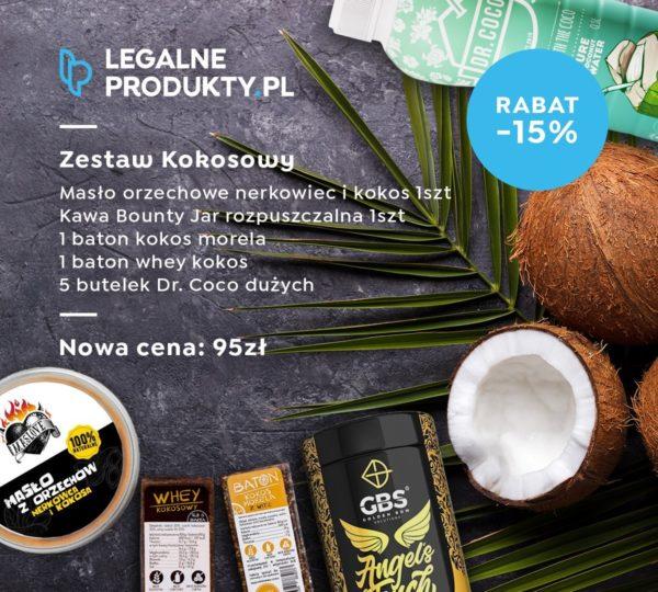 Zestaw Kokosowy 1