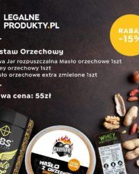 Zestaw Orzechowy