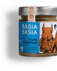 Basia Basia – Migdałowa 210g
