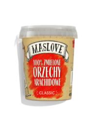 Maslove – Orzechy Arachidowe Classic 400g