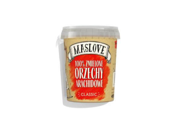 Maslove - Orzechy Arachidowe Classic 400g 1