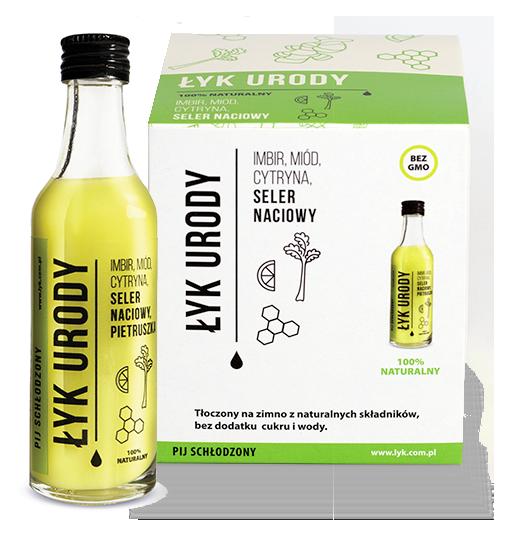 Łyk Urody 50 ml shot witaminowy (opak.9szt.) 2