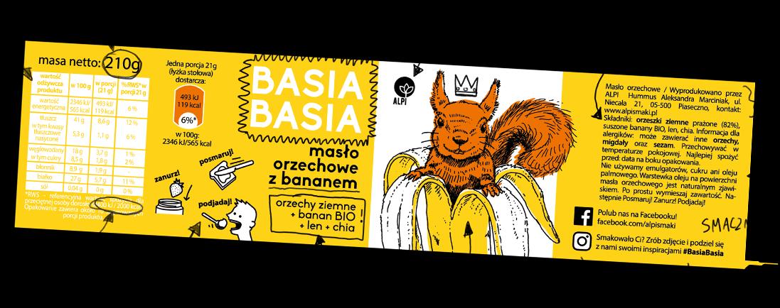 Masło Orzechowe z Bananem 2
