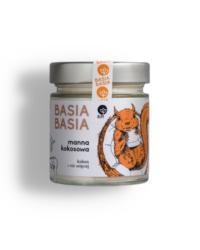 Basia Basia – Manna Kokosowa 210g