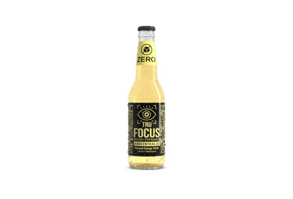 TruFocus Dark Yellow Zero 1