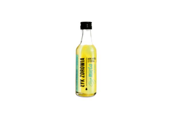 Łyk Zdrowia + Mięta 50 ml shot witaminowy 1szt 1