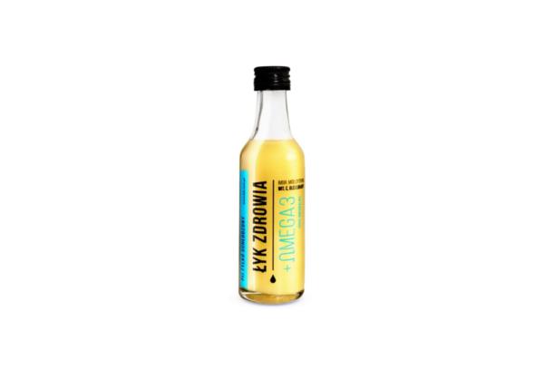 Łyk Zdrowia + Omega3 50 ml szot witaminowy 1szt 1