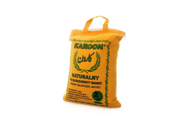 Ryż Basmati 2 kg Karoon 1