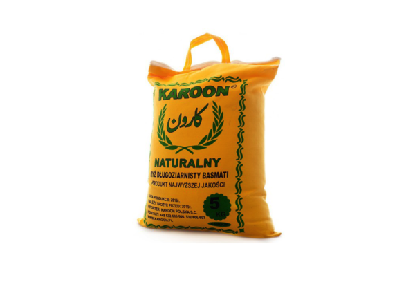 Ryż Basmati 2 kg Karoon 3