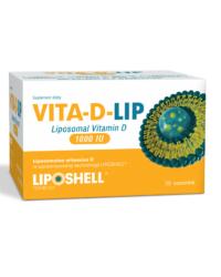 Liposomalna witamina D – 1000 IU