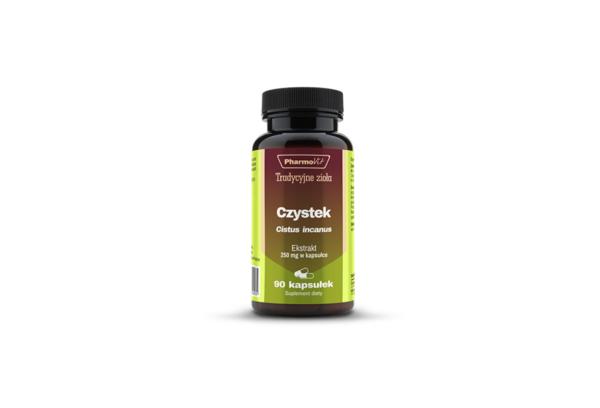 Pharmovit Czystek 4:1 250 mg 90 kaps. 1