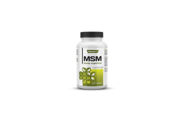 Pharmovit MSM 250 tab. 1