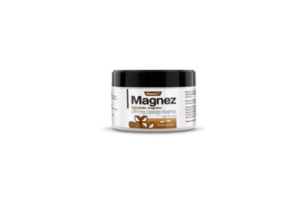 Pharmovit Magnez Cytrynian magnezu Proszek 250g 1