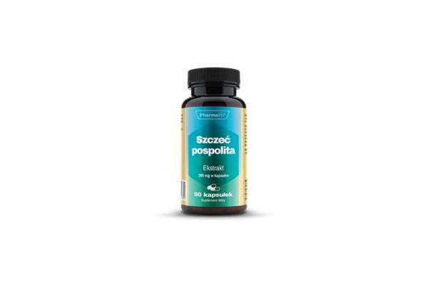Pharmovit Szczeć Teasel root 4:1 400 mg 90 kaps. 1