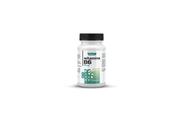 Pharmovit Witamina B6 25 mg 120 kaps. 1
