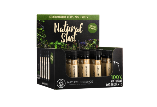 Stand Pack Nature Essence (25x 25ml.) 1
