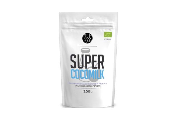 Diet-Food Bio Napój kokosowy w proszku 200g 1