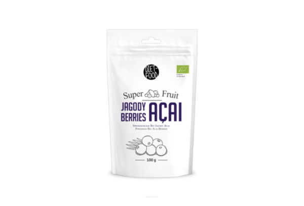 Diet-Food Bio Jagody Acai 100g 1