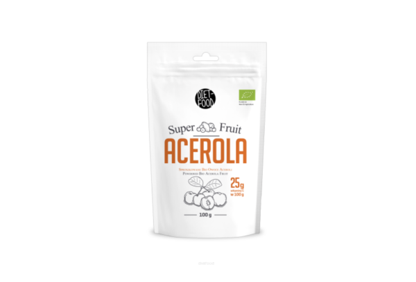 Diet-Food Bio Acerola 100g 1