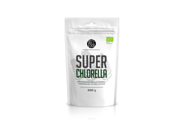 Diet-Food Bio Super Chlorella 200g 1