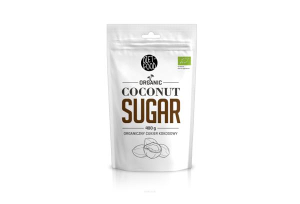 Diet-Food Bio Cukier Kokosowy 400g 1