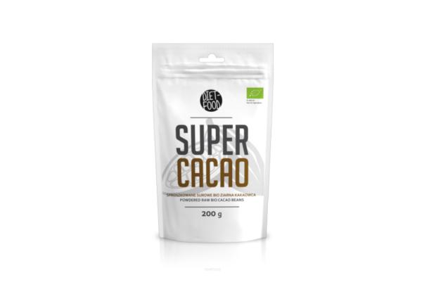 Diet-Food Bio Super Kakao 200g 1
