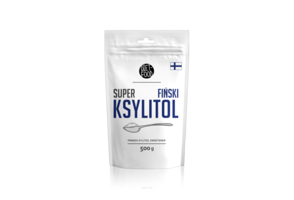 Diet-Food Super Ksylitol Fiński 500g 1