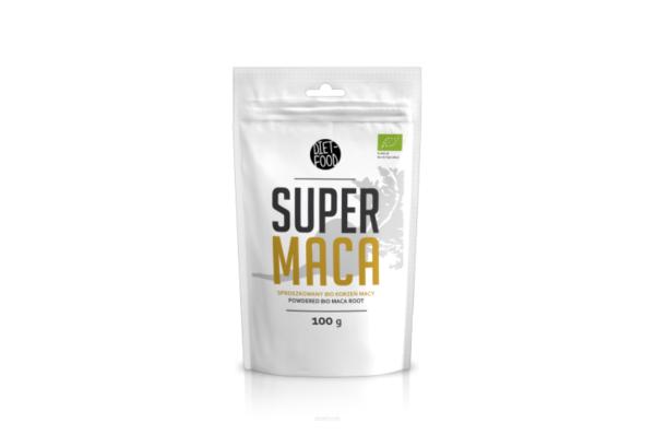 Diet-Food Bio Super Maca 100g 1