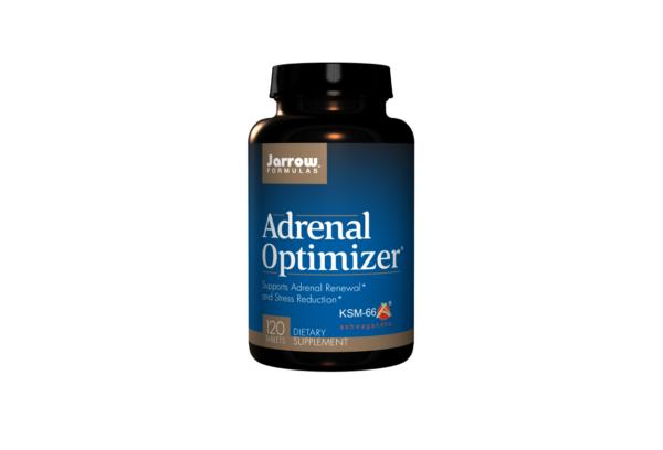 Jarrow Adrenal Optimizer 120 tab. 1