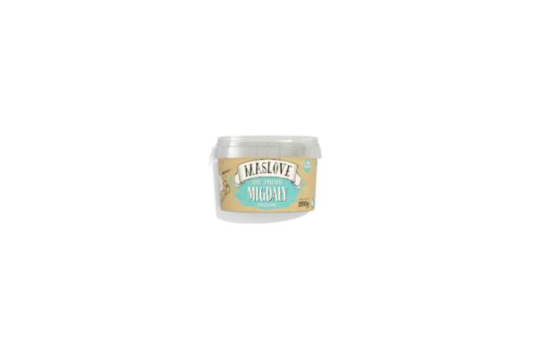 Maslove Migdały Pieczone 200g 1