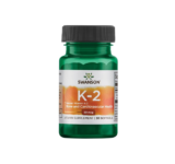 Swanson Vitamin K2 natural 30 kaps.