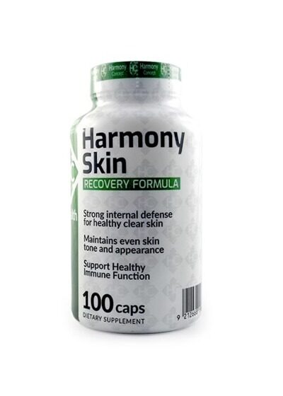 HARMONY Skin Recovery Formula 100 kaps.